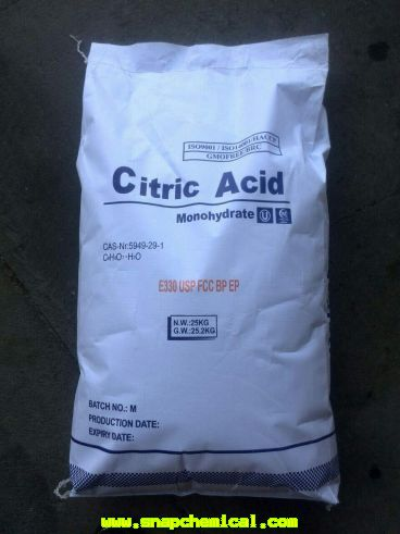 اسید سیتریک چیست