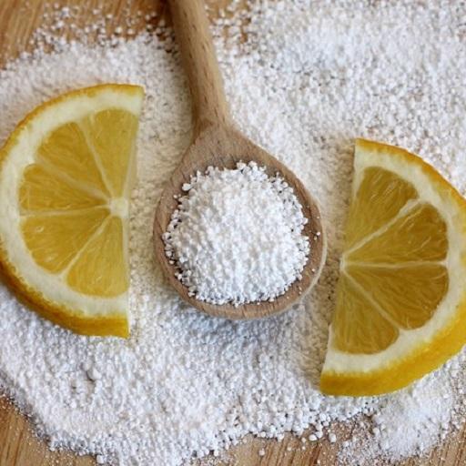 نقش اسید سیتریک در صنایع غذایی